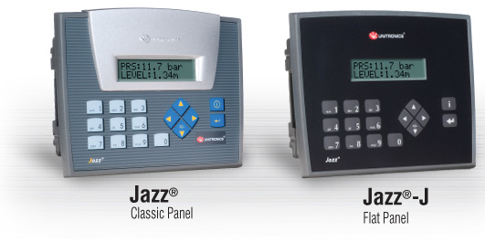 Jazz Series Micro PLC/HMI